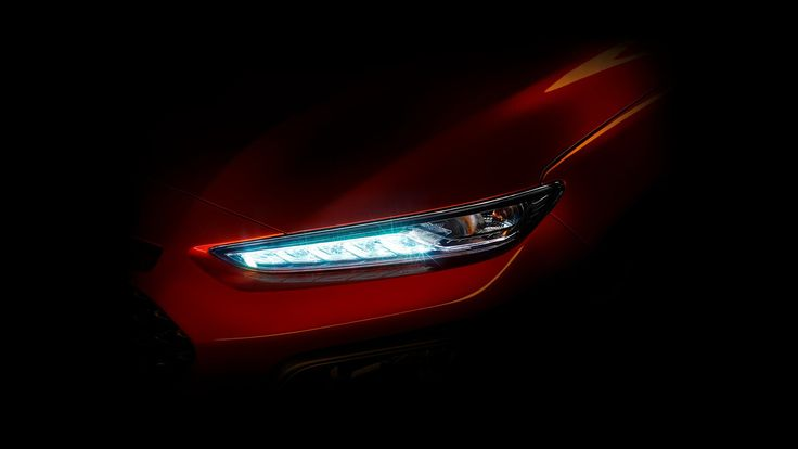 Hyundai drops first teaser for 2018 Kona subcompact crossover