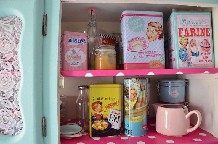 pinterest the worlds catalog of ideas - Buffet Retro Cuisine