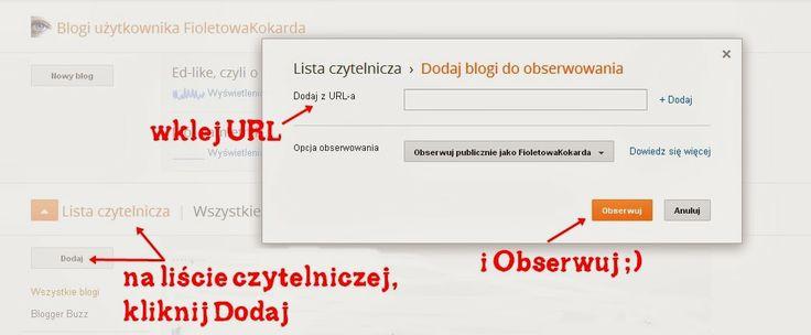 Ed-like, czyli o wszystkim co lubię!: Gdzie ci obserwatorzy?
