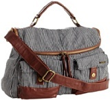 Hurley Womens One And Only Shoulder Bag 12