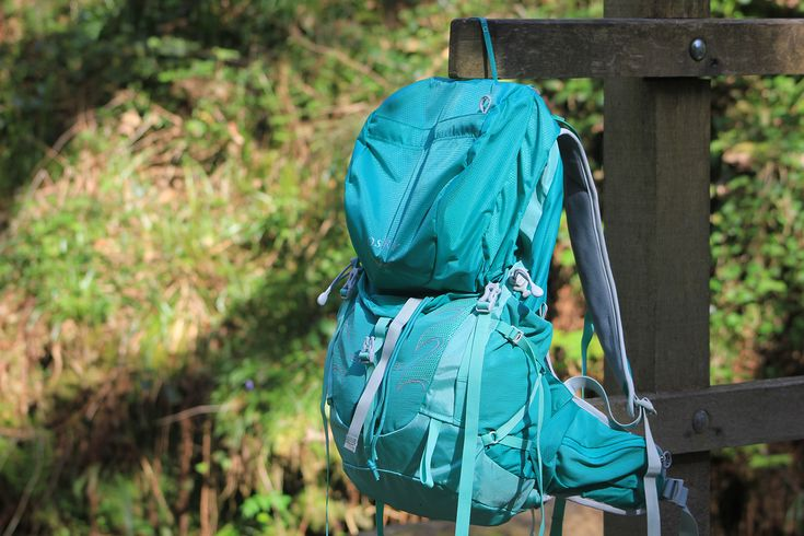 Osprey Tempest 30litre ladies backpack review