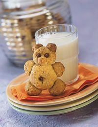 peanut butter bears - too cute!