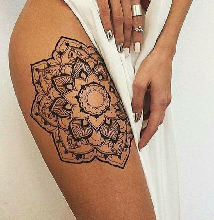 Famoso Oltre 25 fantastiche idee su Disegno tatuaggio mandala su  OM14