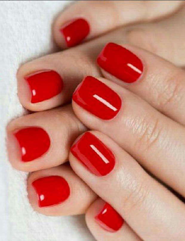 15 idées de manucures pour ongles courts