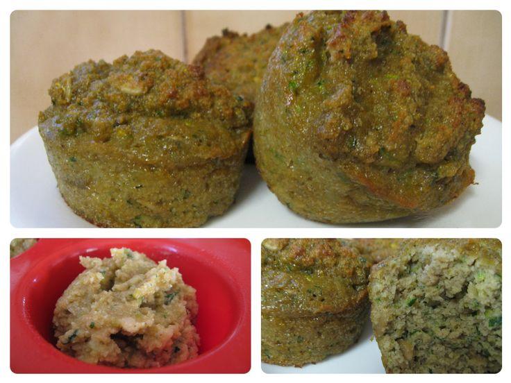 Zucchini+Muffins