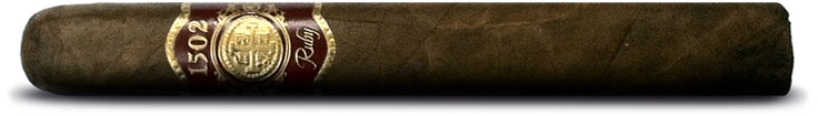1502 Cigars Ruby on Covering Your Ash