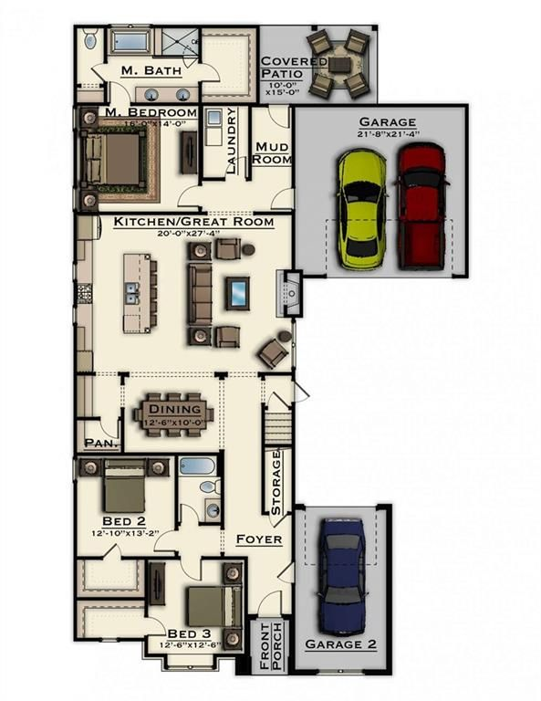 Floor Plan Of The Home With Images Floor Plans Garden Tub Cozy Fireplace