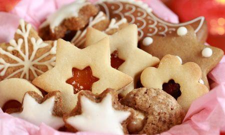Upečte zdravé vánoční cukroví, které vám bude určitě chutnat. Zdravé recepty…