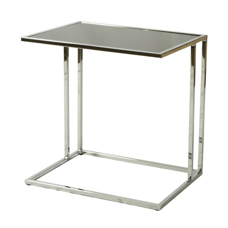 Norway Tempered Glass End Table