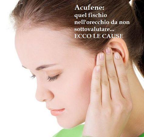 Acufene: Il fischio all'orecchio da non sottovalutare in nessun caso!! ECCO PERCHE'