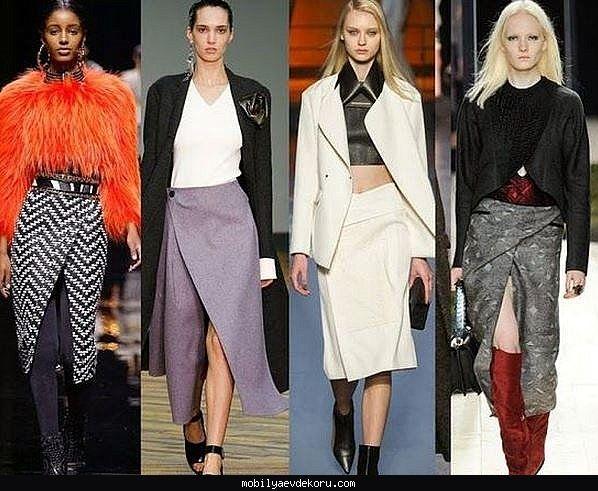 cool İlkbahar sonbahar kış moda trendleri 2016