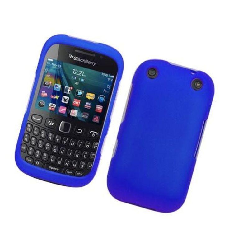 Insten Hard Snap-on Rubberized Matte Case Cover For BlackBerry Curve 9310 / 9315/ 9320 #2317550