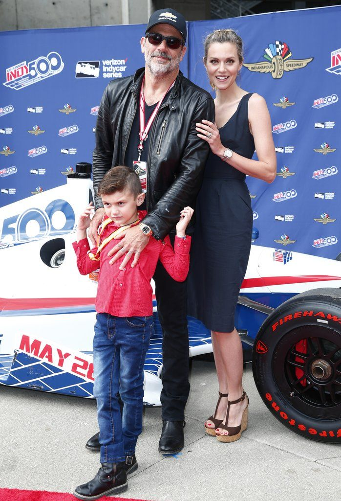 Jeffrey Dean Morgan and Hilarie Burton's Son Makes His First Public Appearance