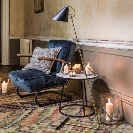 T-Bar Floor Lamp - Floor Lamps - Lighting - Lighting & Mirrors