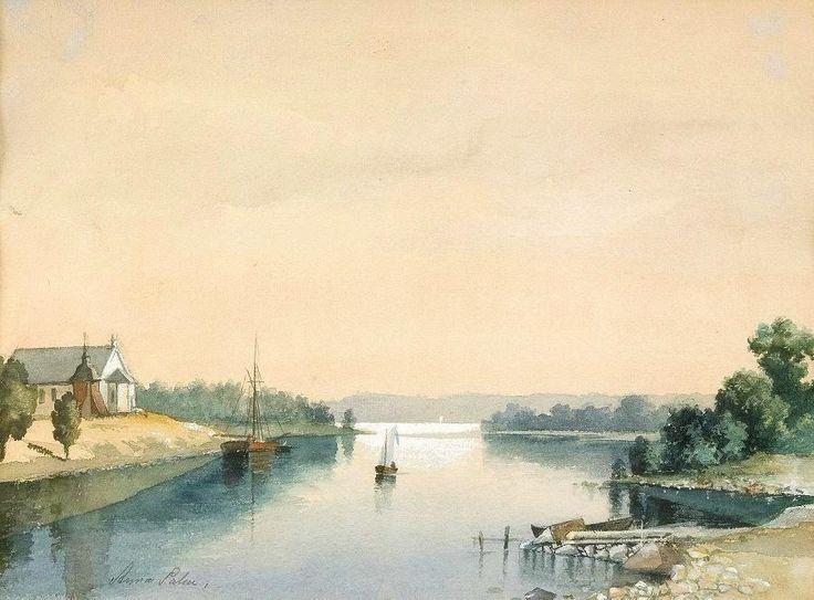 Anna Palm(1859ー1924)