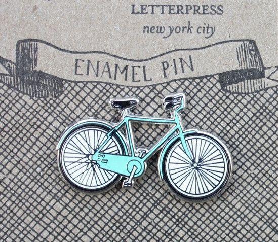 Fahrrad Pin
