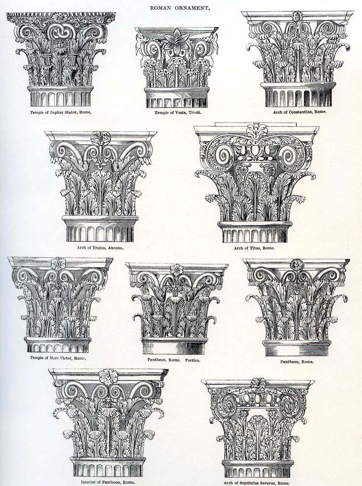 Roman Architecture Drawing 13 best roman architecture images on pinterest | roman
