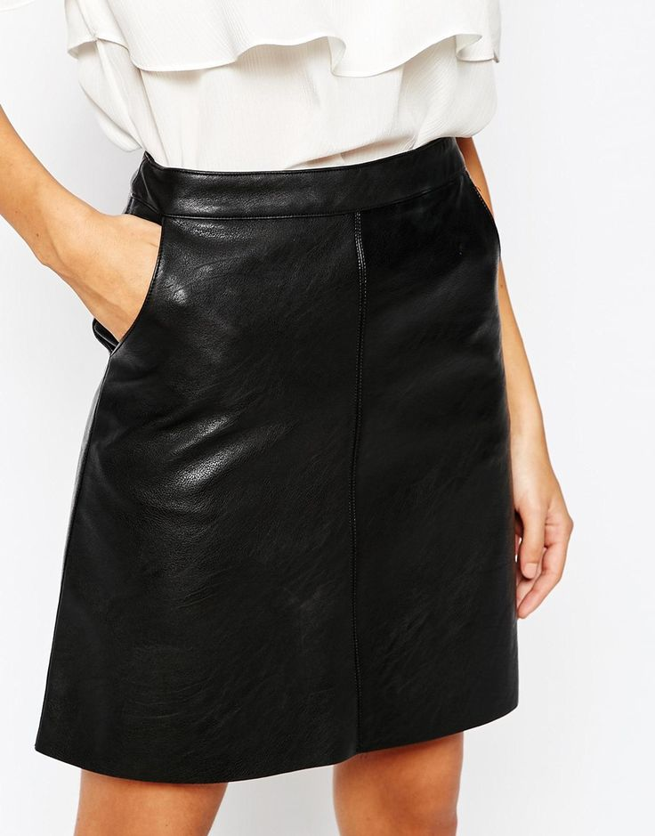 7 best Leather short skirts images on Pinterest