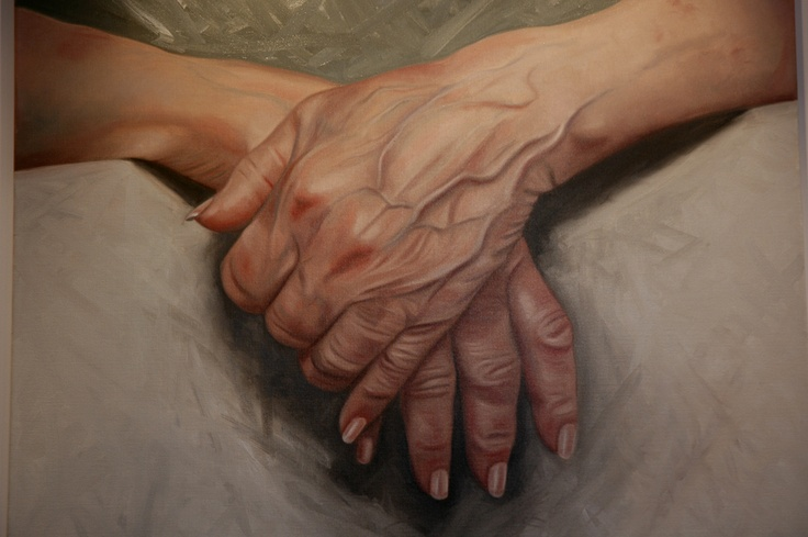 Hands painted by Ans MarkusMarkus 34, Hands Painting, Drawing Inspiration, Fine Art, Mothers Hands, Kunst Art, Handen Portret, An Markus, Dutch Painters
