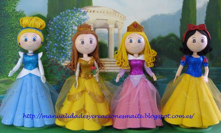 Pines fofus princesas on Pinterest | Disney, Aurora and Mesas