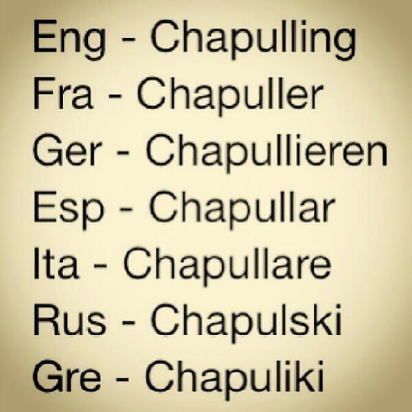 """""""Çapulcu"""" in various languages"""