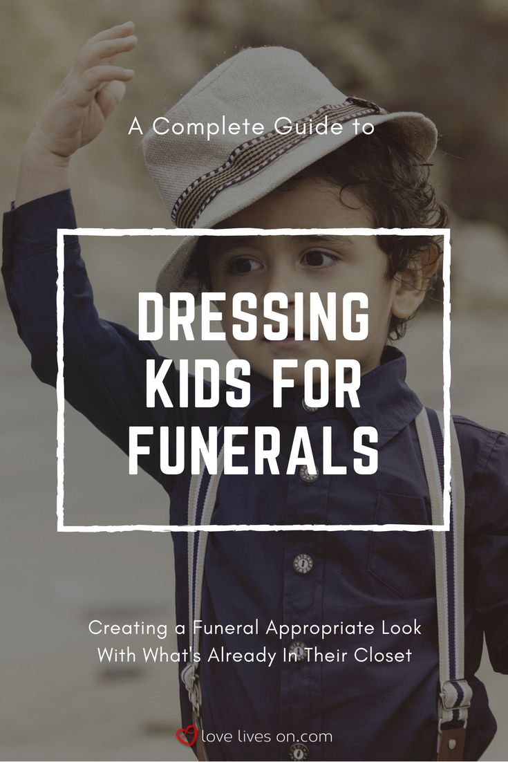 What to Wear to a Funeral | Funeral Attire for Kids. Find appropriate funeral attire options for boys and girls. Click for a complete guide.