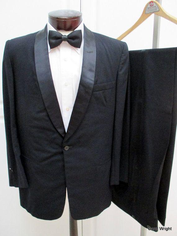 Vintage Prom Tuxedo 59
