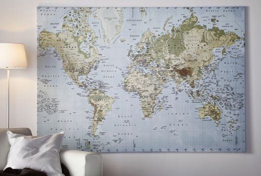 Slaapkamerkasten Ikea : Mooie kaart van de wereld IKEA