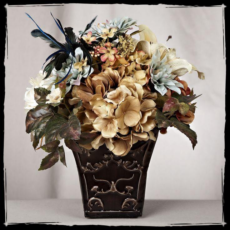 1000+ Images About Rustic Floral Arrangements On Pinterest