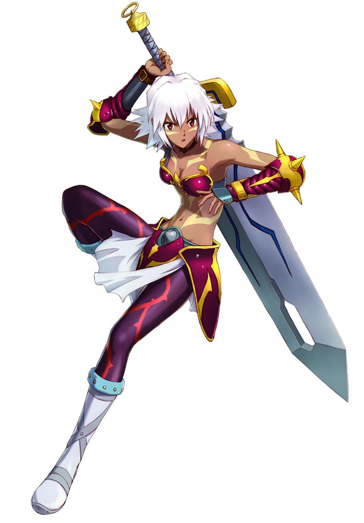 Blackrose - Characters & Art - Project X Zone