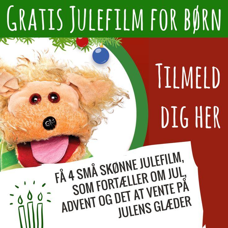 4 små skønne julefilm om advent og traditioner!