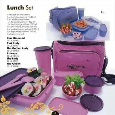 Simple Lunch Set Tulipware Promo turun harga jadi 235rb/set selama bulan maret dan april...  Berminat call 081380048549 FB: Dyah Tulipware FP: Nasyita Butik Pin: 7B70E99F #twintulipwarecantik #nasyitaButik #aikenwareindonesia #antipecah #antibakteri #tebal #unik #ungu #hijau #orange #coklat #pink #biru