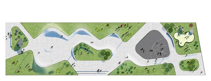 Lemvig_Skatepark-by-EFFEKT-21 « Landscape Architecture Works | Landezine