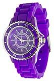 Purple Watch with Purple Band, Designed Face, and Turnable Bezel - $19.45 at The Purple Store