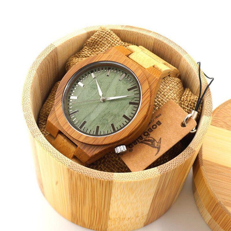 Fashion wooden Watch
