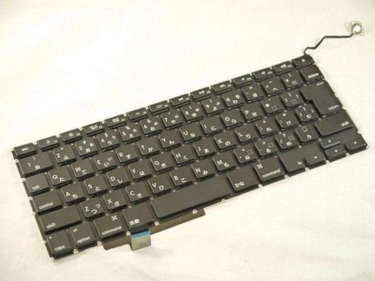 """==> [Free Shipping] Buy Best New Laptop keyboard for Apple Macbook Pro 17"""" A1297 2009 2010 2011 JP/Japanese layout Online with LOWEST Price 