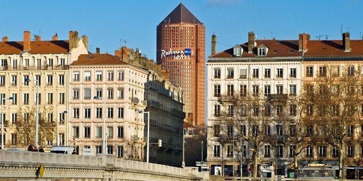 Radisson Blu Hotel, Lyon