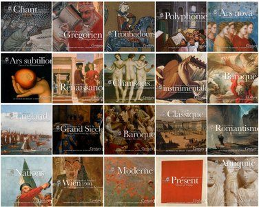 Harmonia Mundi Century Collection - A History Of Music: 20 CD Box Set  (2005)