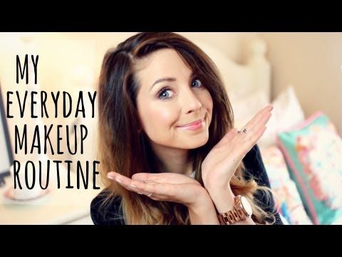 I could never be bothered spending this long on my makeup everyday - however, there are some good tips and ideas in here!