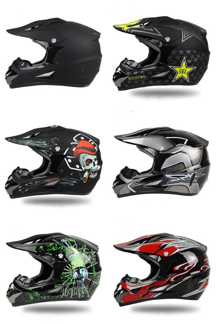 [Visit to Buy]  Rockstar motorcycle helmet ATV Dirt bike downhill cross capacete da motocicleta cascos motocross off road helmets #Advertisement