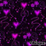 Black and Purple Glitter Backgrounds   purple glitter fill graphics purple glitter background graphics black ...