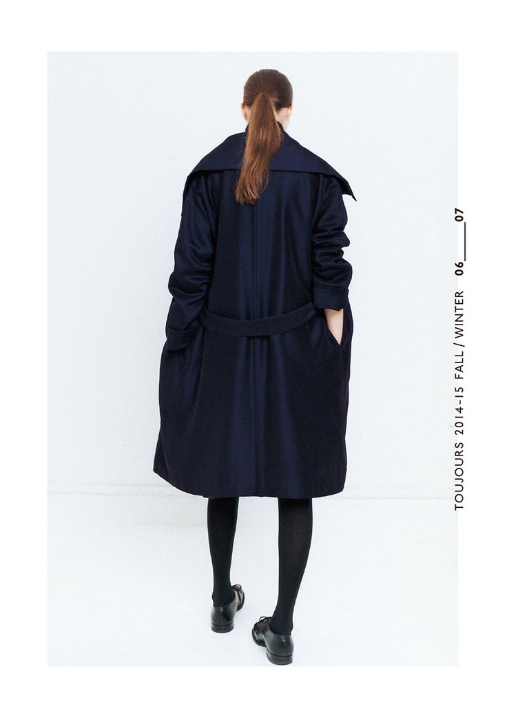 TOUJOURS 2014-15 FALL / WINTER Collection