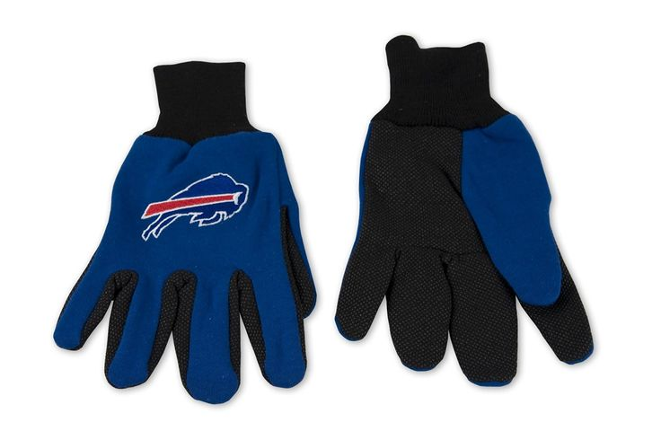 Buffalo Bills Two-Tone Gloves, Price: $4.43