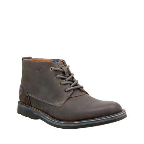 Edgewick Mid Grey Nubuck mens-casual-boots