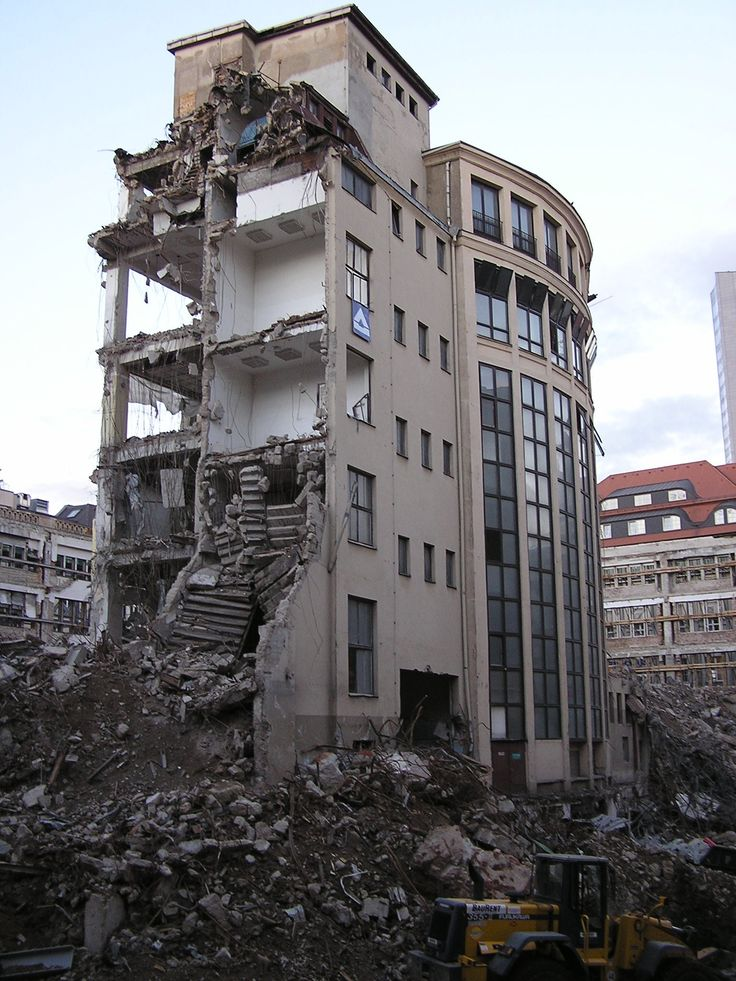 Earthquake damage New Zealand 2011