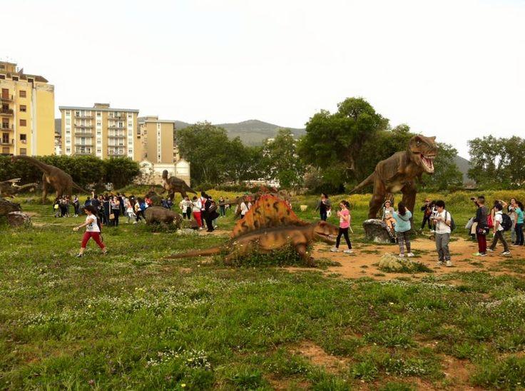 Scuole in visita da noi Dinosauri Animati