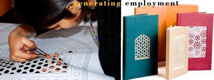 nizamuddinrenewal-Paper-Cutting Craft