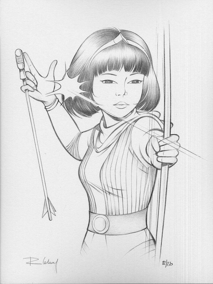 Yoko Tsuno by Roger Leloup