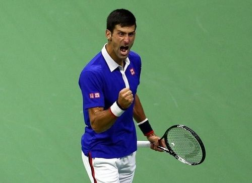 Novak Djokovic has defeated Roger Federer by 6-4, 5-7, 6-4, 6-4 in the US Open final 2015 to claim his second US Open tennis championship trophy after 2011.
