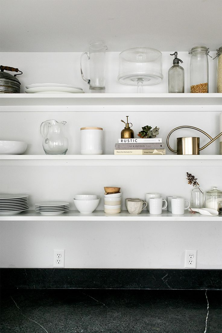 open shelves styling tips 233 best Shelf